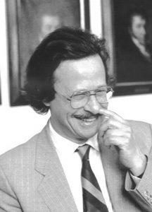 Ivan Eröd 1989 / Photo: Peter Schramek © Archiv: Gesellschaft der Musikfreunde Wien
